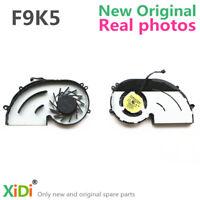 New For Dell V13 V13TL Cpu Cooling Fan FORCECON DFS320805MI0T F9K5