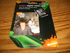 NICKELODEON NPOWER FUSION DIGITAL VIDEO CARD THE NAKED BROTHERS BAND