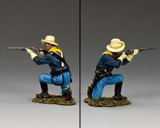 King and Country inginocchiata Trooper-il vero West-TRW118
