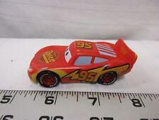 Mattel Lightning McQueen cars rust eze bumper ointment #95 red race car toy gift