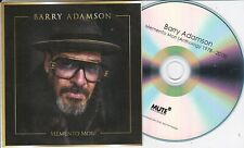 BARRY ADAMSON MEMENTO MORI UK PROMO CD