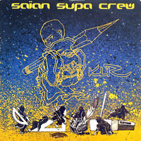 Saïan Supa Crew ‎CD Single Saïan Supa Crew - Promo - France (G/EX)