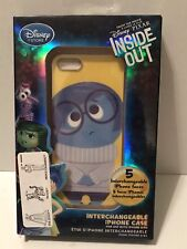 NEW Authentic Disney Store Inside Out Interchangeable iPhone 5 5s Phone Case
