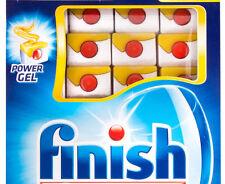 Finish Quantum Powerball Dishwashing Tabs Lemon 45pk (819g )