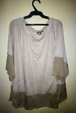 UNIQLO x DOUBLE STANDARD CLOTHING OVERSIZED TOP TAG SIZE M