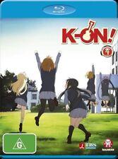 K-On! : Vol 4 (Blu-ray, 2012)
