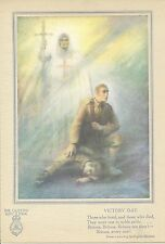 Picture from The Queen's Gift Book. Victory Day. Those who lived, those who died