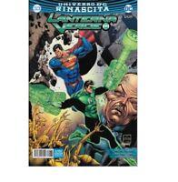 Lanterna Verde N° 33 (111) - Universo DC Rinascita - RW Lion - ITA NUOVO #NSF3