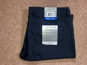 Greg Norman Signature Series Ultimate Performance Golf Travel Trousers W36 L32