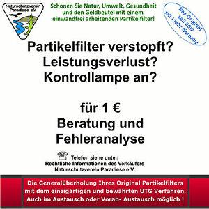 Toyota Dieselpartikelfilter DPF Rußpartikelfilter Original Partikelfilter