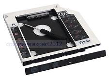 2nd HD Disco Rigido HDD SSD Frame Caddy adattatore per Acer Aspire E1-570 E1-572