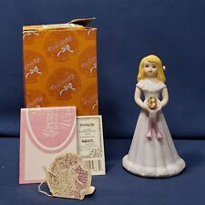 Enesco Growing up Girls Age 8 Blonde