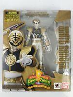 Bandai S.H. Figuarts Mighty Morphin Power Rangers White Ranger4543112820389