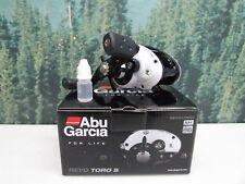 Abu Garcia Revo Toro S Baitcasting Left Handed Reel ~ New