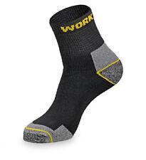 3-15 P. Arbeitssocken Work Softbund Kurzschaft kurz Sneaker Baumwolle Komfort