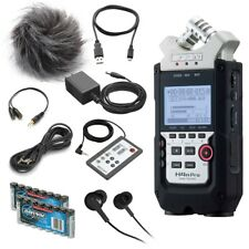 Zoom H4n Pro Handy Recorder AUDIO ESSENTIALS BUNDLE