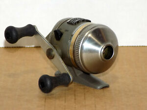 Vintage Zebco UL3 Classic  Feathertouch ULTRA LITE CASTING Reel   USA    VGC+