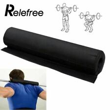 Weight Lifting Barbell Pad Supports Squat Bar Pull Up Sports Gripper Cover Prote