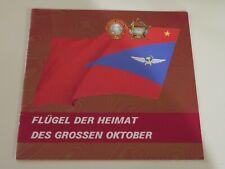 Aeroflot 60th Anniversary Book in German  1977 =