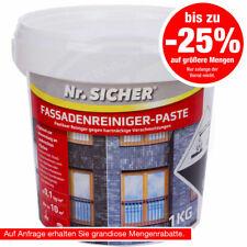 Fassadenreiniger Paste Reiniger Entferner Ruß Staub Schmutz Nr SICHER 1 kg/5 kg