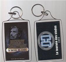 JOHNNY HALLYDAY PORTE CLES LA TOURNEE DES STADES