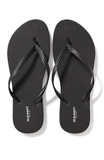 dc21dee6d NWT Old Navy Classic Flip Flops Women Blue White Silver Gold Black 5 6 7 8
