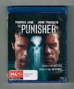 The Punisher Blu-ray - Brand New & Sealed