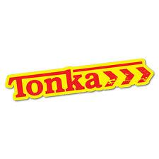 Tonka Sticker Decal 4x4 4WD Funny Ute #6103EN