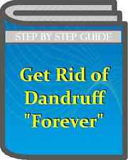 Why buy Dandruff Shampoo? It really is a Sham!  Don't Live With Dandruff kILL It