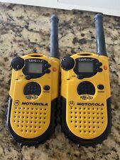 motorola talkabout 2-way radios