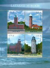 Poland / Polen 2013 - Mi MS 215** Lighthouses