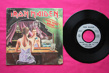 Rare Vinyl 7* 45T / Iron Maiden ‎– Twilight Zone / FR 1981 / 2C00807462 / VG