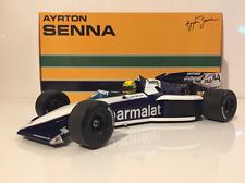 Minichamps 540 831899 Brabham BMW BT52B Ayrton Senna Test Paul Ricard 1983