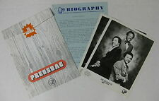 The Delfonics s/t 1970 Us Promo Press Kit Philly Soul Incredible !