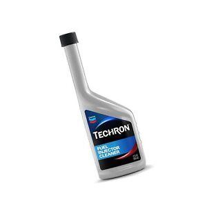 Chevron Techron Fuel Injection Cleaner - 12 oz. - 10055 12 fl. Oz. Pack - 1