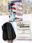 S&W M&P Leather Pistol  Holster Right Hand