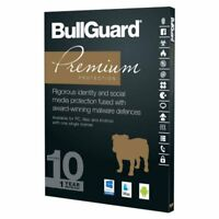 DOWNLOAD BullGuard Premium Protection 2019 Internet Security Antivirus 10 Users