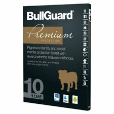 DOWNLOAD BullGuard Premium Protection 2018 Internet Security Antivirus 10 Users