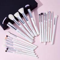 Jessup Makeup Set 20PCS Powder Foundation Eyeshadow Concealer Cosmetic Brushes