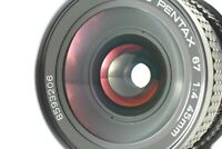 [Optical mint] SMC Pentax 67 45mm f/4 Medium Format Lens for 6x7 67 67ll Japan