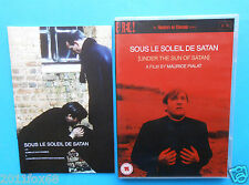 sous le soleil de satan under the sun of satan gerard depardieu rare 2 dvd gq fx
