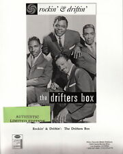 the drifters limited edition press kit