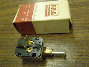 NOS 1959 Ford Fairlane 500 Backup Light Switch