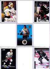 1994-95 UPPER DECK #87 ALEXANDRE DAIGLE ELECTRIC ICE GOLD PARALLEL 1:36 PACKS