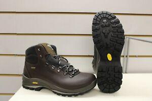 Grisport Fuse Waxy Brown Leather Waterproof Walking / Hiking Boots UK 7 EU 41