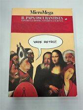 MicroMega Il Papa Oscurantista 2008