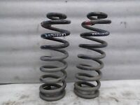 CADILLAC CTS 05-07 REAR LEFT & RIGHT SIDE AIR COIL SPRINGS PAIR OEM DK908287