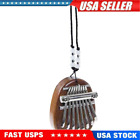 Mini Thumb Piano 8 Tone Cute Portable Musical Instrument Christmas Gift