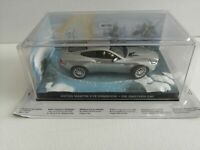 Aston Martin V12 Vanquish James Bond  IXO/ALTAYA  1-43 scale Model Car
