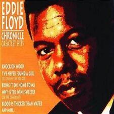 EDDIE FLOYD - CHRONICLE: GREATEST HITS  CD  16 TRACKS POP BEST OF  NEW+